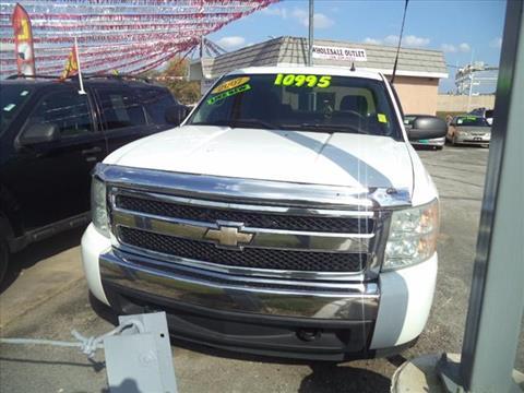 2007 Chevrolet Silverado 1500 for sale in Hazel Crest, IL