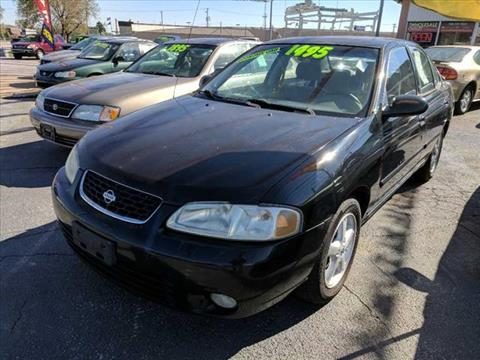 2002 Nissan Sentra for sale in Hazel Crest, IL