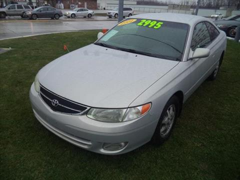 2001 Toyota Camry Solara for sale in Hazel Crest, IL
