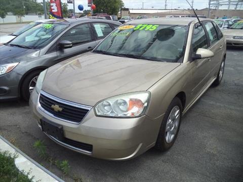2007 Chevrolet Malibu Maxx for sale in Hazel Crest, IL