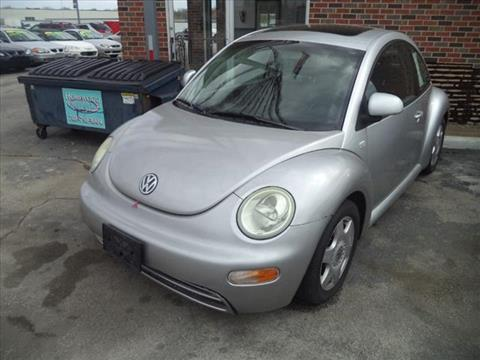 2000 Volkswagen New Beetle for sale in Hazel Crest, IL