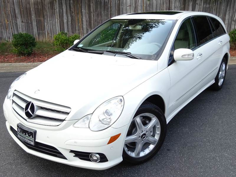 2008 Mercedes-Benz R-Class for sale at Mich's Foreign Cars in Hickory NC