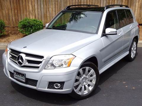 2010 Mercedes-Benz GLK for sale at Mich's Foreign Cars in Hickory NC