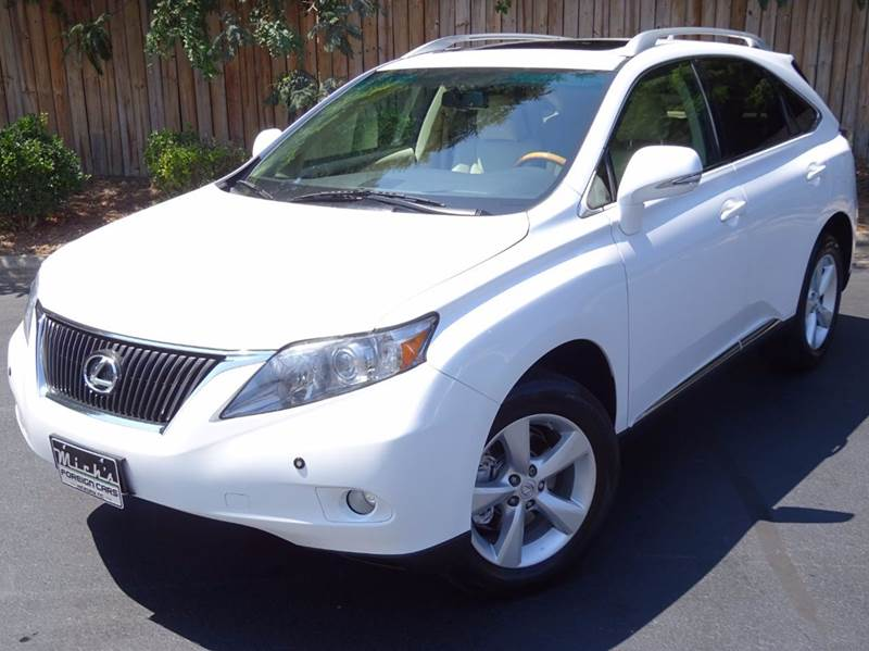 2010 Lexus RX 350 for sale at Mich's Foreign Cars in Hickory NC