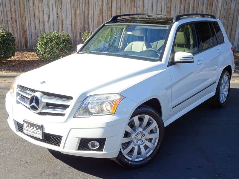 2011 Mercedes-Benz GLK for sale at Mich's Foreign Cars in Hickory NC