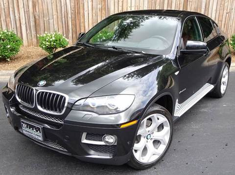 2014 BMW X6 for sale at Mich's Foreign Cars in Hickory NC