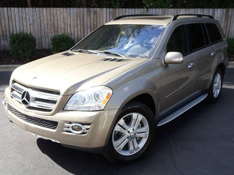 2008 Mercedes-Benz GL-Class for sale in Hickory, NC