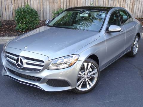 2015 Mercedes-Benz C-Class for sale in Hickory, NC