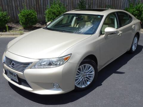 2013 Lexus ES 350 for sale at Mich's Foreign Cars in Hickory NC