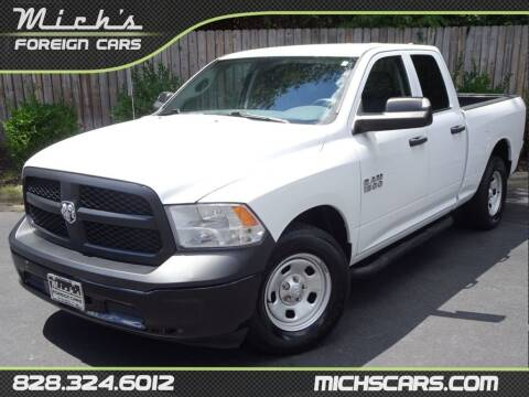 2013 RAM Ram Pickup 1500 for sale at Mich's Foreign Cars in Hickory NC