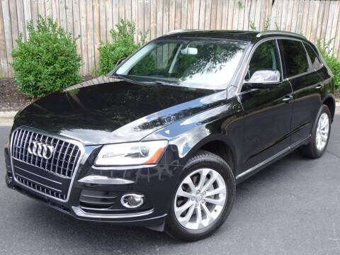 2017 Audi Q5 for sale at Mich's Foreign Cars in Hickory NC