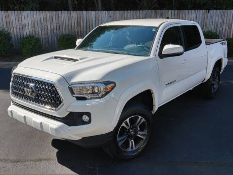 2019 Toyota Tacoma for sale at Mich's Foreign Cars in Hickory NC