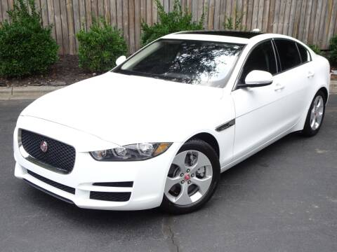 2017 Jaguar XE for sale at Mich's Foreign Cars in Hickory NC