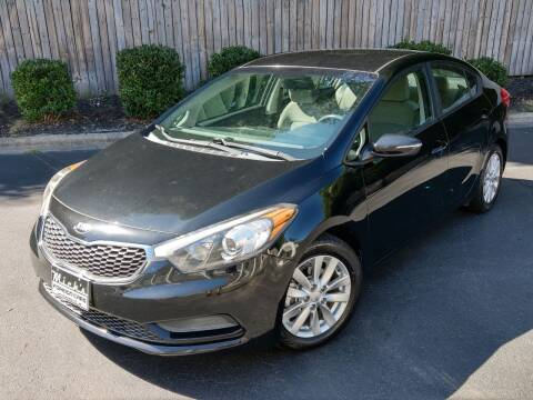 2015 Kia Forte for sale at Mich's Foreign Cars in Hickory NC