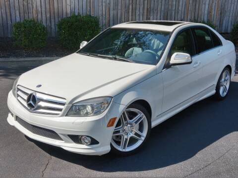 2008 Mercedes-Benz C-Class for sale at Mich's Foreign Cars in Hickory NC