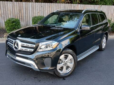 2017 Mercedes-Benz GLS for sale at Mich's Foreign Cars in Hickory NC
