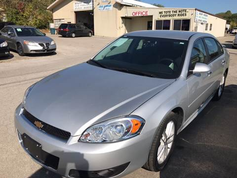 2016 Chevrolet Impala Limited for sale in Mount Sterling, KY