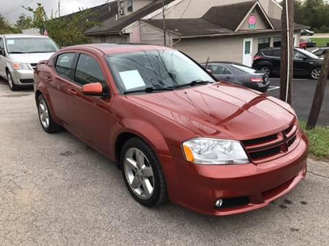 2012 Dodge Avenger for sale in Mount Sterling, KY