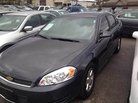 2009 Chevrolet Impala for sale in Mount Sterling, KY