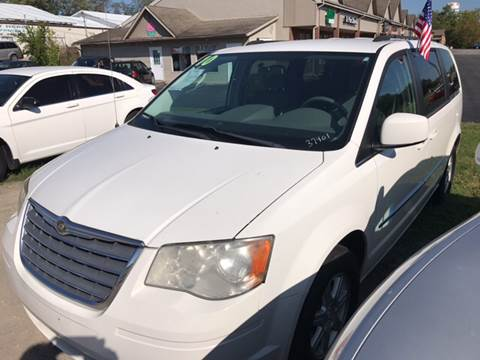 2010 Chrysler Town and Country for sale in Mount Sterling, KY
