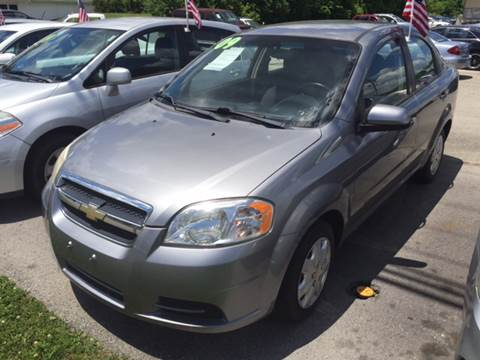 2009 Chevrolet Aveo for sale in Mount Sterling, KY