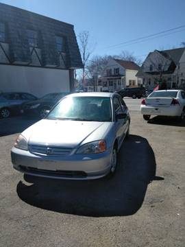 2001 Honda Civic for sale in Providence, RI