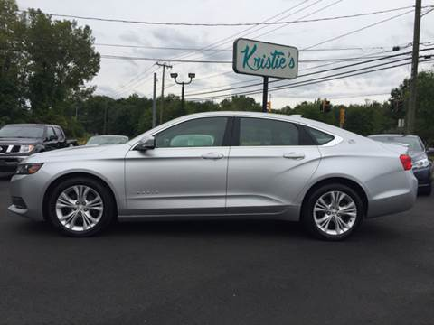 2015 Chevrolet Impala for sale in East Windsor, CT