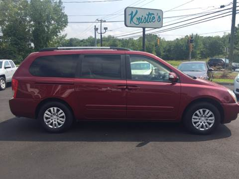2012 Kia Sedona for sale in East Windsor, CT