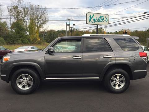 2011 Toyota 4Runner for sale in East Windsor, CT