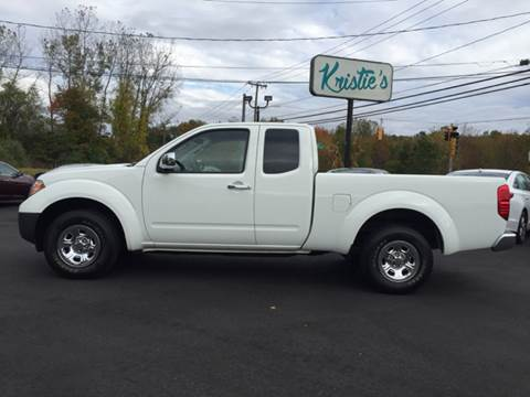 2014 Nissan Frontier for sale in East Windsor, CT