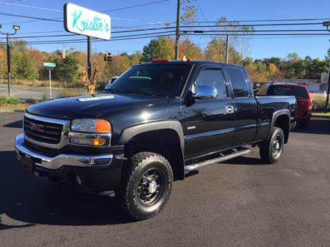 2007 GMC Sierra 2500HD Classic for sale in East Windsor, CT