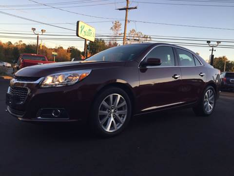 2015 Chevrolet Malibu for sale in East Windsor, CT