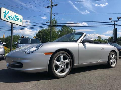 2002 Porsche 911 for sale in East Windsor, CT