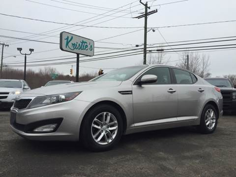 2013 Kia Optima for sale in East Windsor, CT