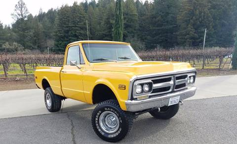 1972 GMC C/K 1500 Series for sale in Davis, CA
