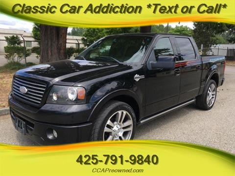 2007 Ford F-150 for sale in Marysville, WA