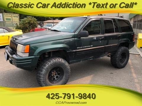 1998 Jeep Grand Cherokee For Sale In Marysville, WA