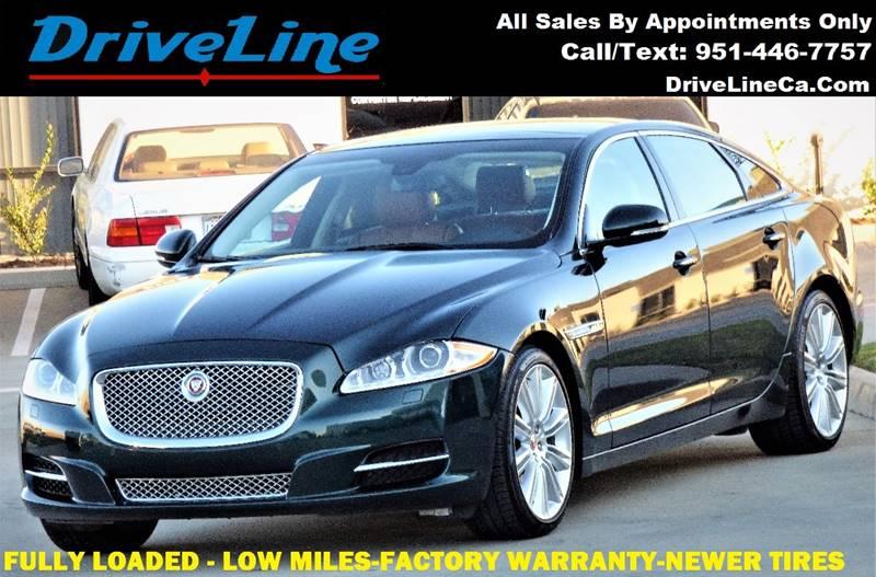 Jaguar XJSeries For Sale CarGurus - 2015 jaguar