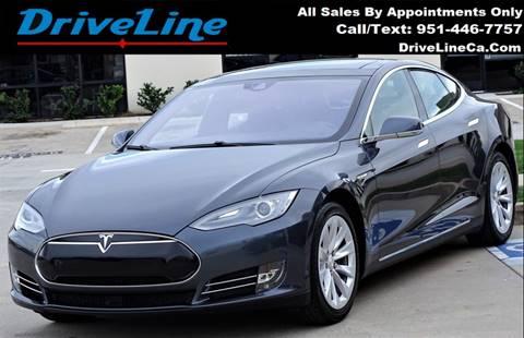 2016 Tesla Model S for sale in Murrieta, CA