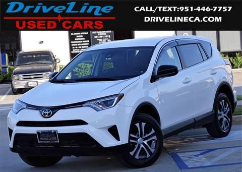 2018 Toyota RAV4 for sale in Murrieta, CA