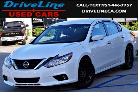 2018 Nissan Altima for sale in Murrieta, CA