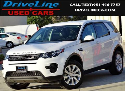 2016 Land Rover Discovery Sport for sale in Murrieta, CA