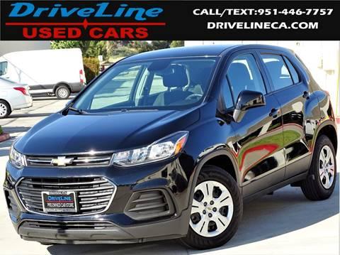 2017 Chevrolet Trax For Sale In Murrieta Ca