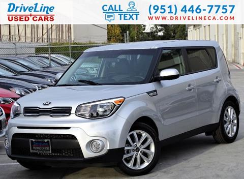 2018 Kia Soul for sale in Murrieta, CA