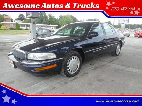 1998 Buick Park Avenue For Sale In York Pa