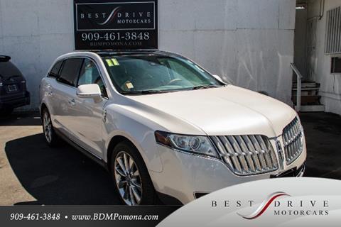 2011 Lincoln MKT for sale in Pomona, CA