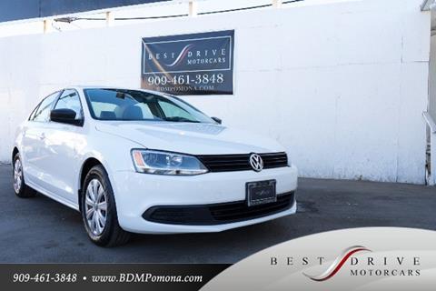 2013 Volkswagen Jetta for sale in Pomona, CA