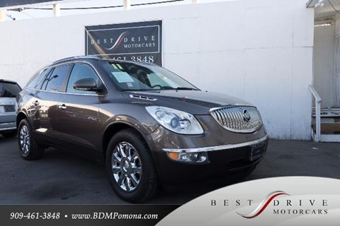 2011 Buick Enclave for sale in Pomona, CA