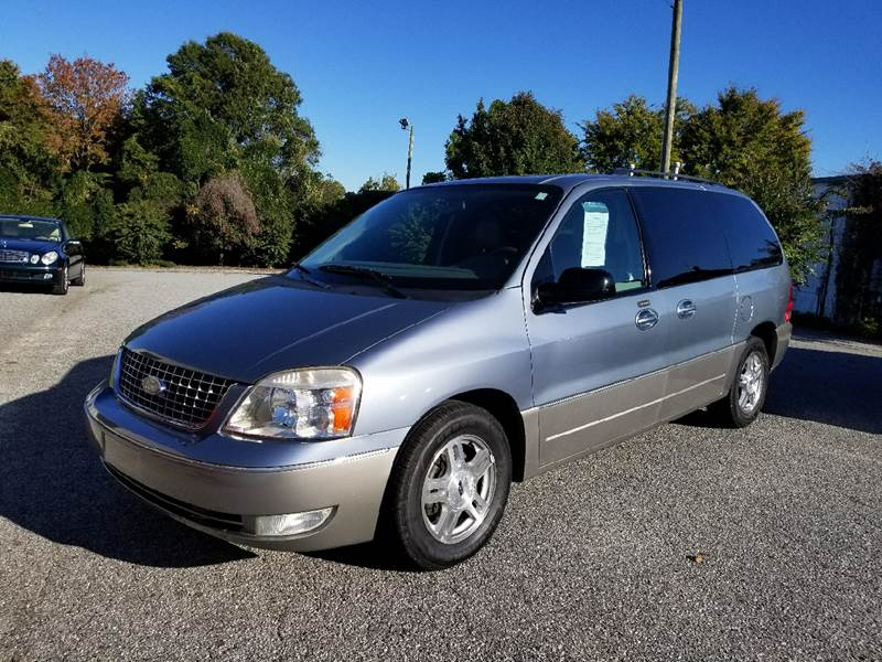 2004 Ford Freestar Limited 4dr Mini Van