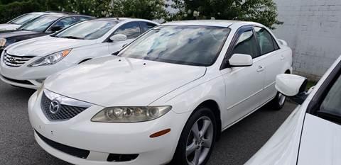 2005 Mazda MAZDA6 for sale at YOUR WAY AUTO SALES INC in Greensboro NC